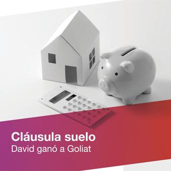 Cl usulas suelo david gan a goliat en mieres el comercio for Clausula suelo asturias