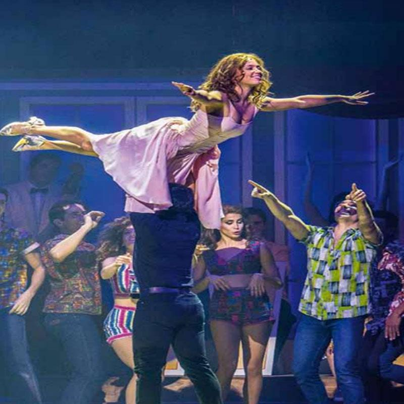 Dirty Dancing. El musical, en Gijón en Gijón